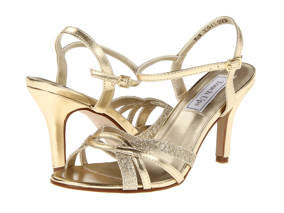 Touch Ups - Taryn (Gold) Womens Shoes