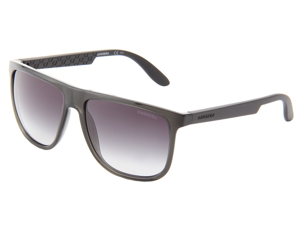 Carrera - Carrera 5003/S (Gray/Gray Gradient) Plastic Frame Fashion Sunglasses