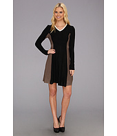 Jessica Simpson - L/S Contrast Sweater Dress