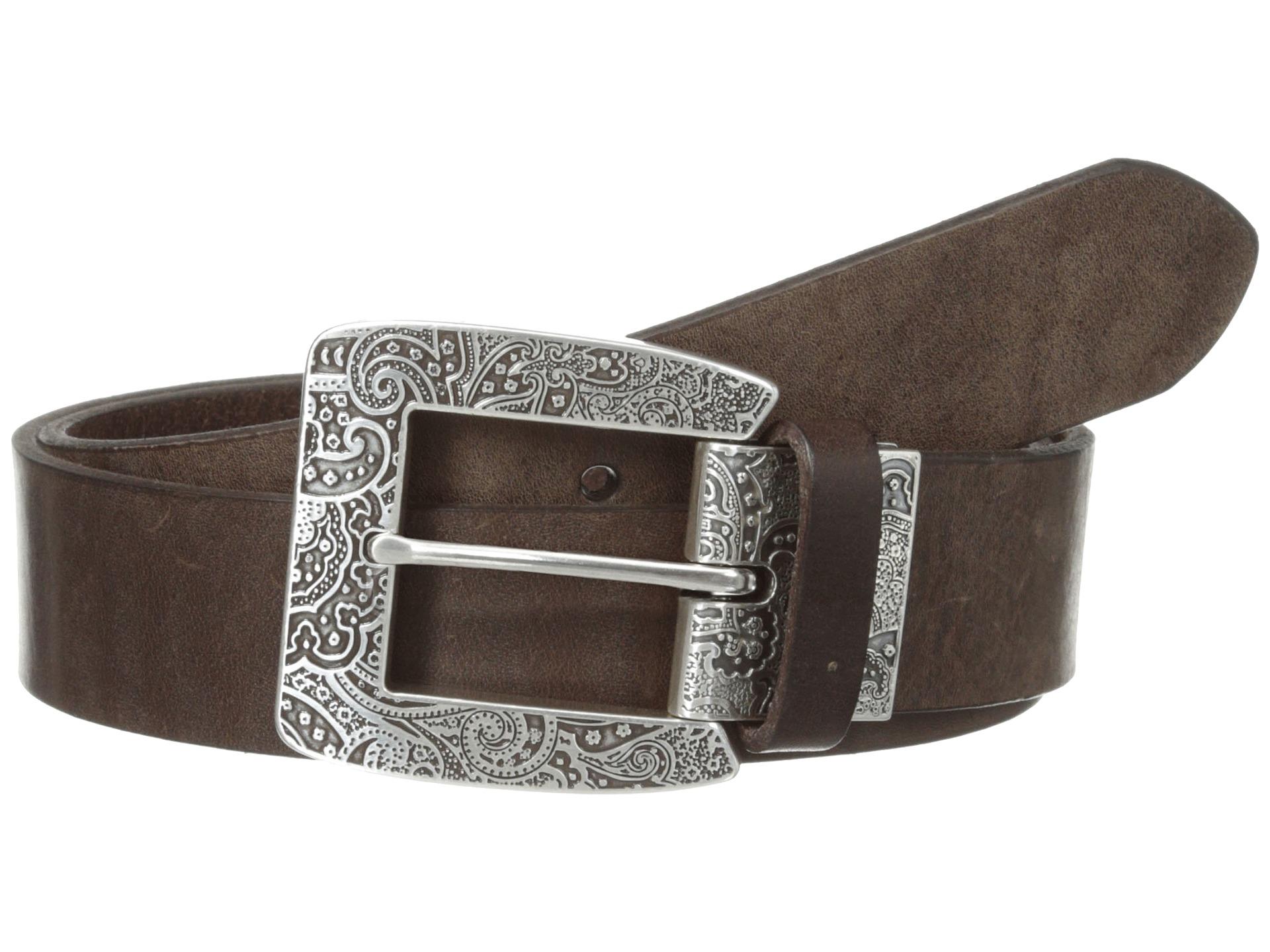 Robert Graham Belts Robert Graham Cassady Leather
