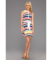 Kensie - Sleeveless Stripe Dress