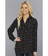 kensie - Heart Dot Top