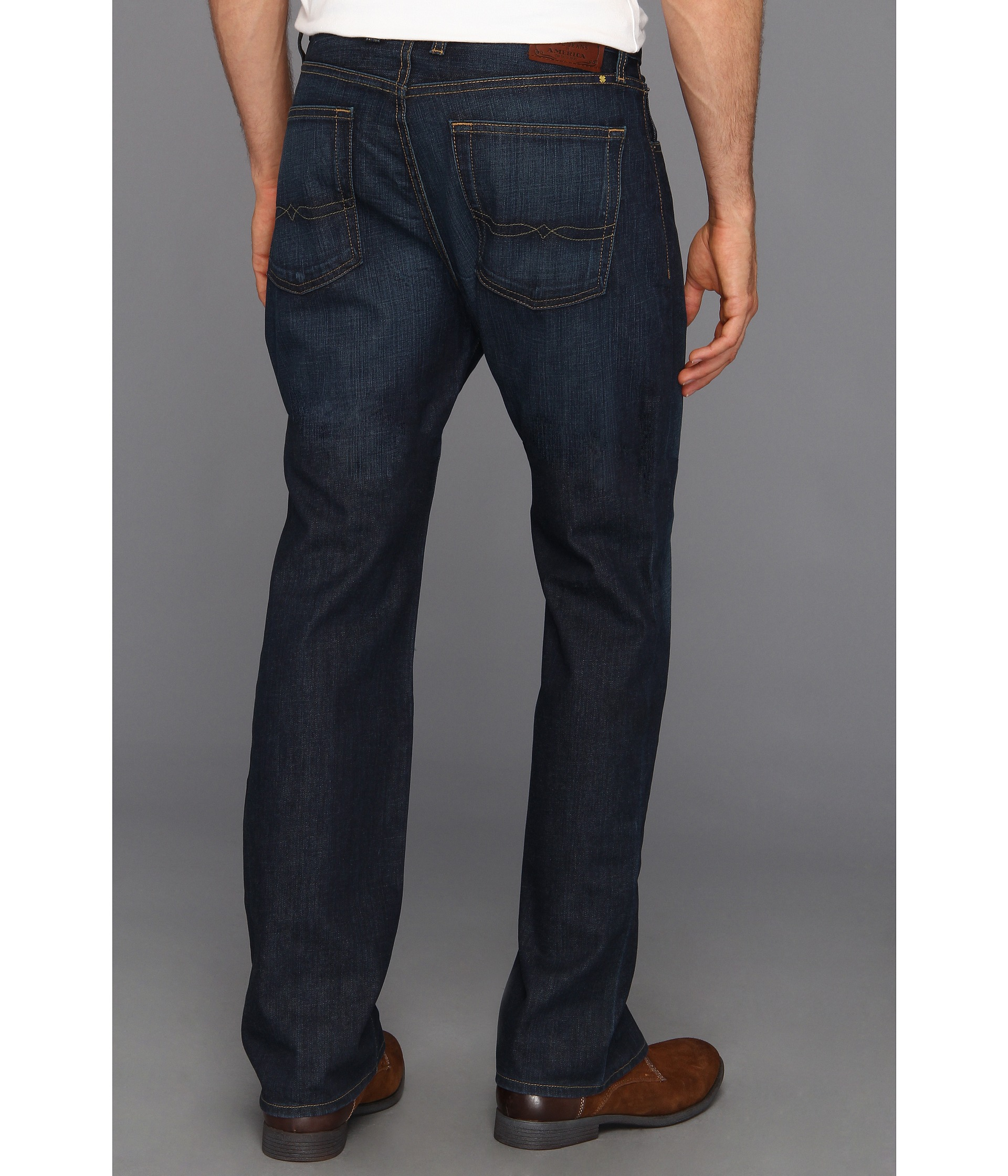 Lucky Brand 181 Relaxed Straight 34 in Old Carriage