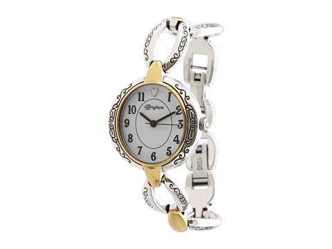 Brighton Alta Watch - Silver/Gold