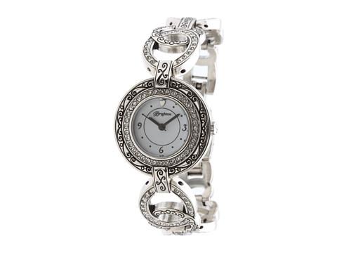 Brighton Stardust Watch - Silver/Stone