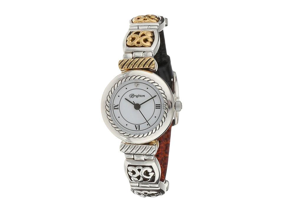 Brighton - Reversible Camden Watch (Silver/Gold) Analog Watches