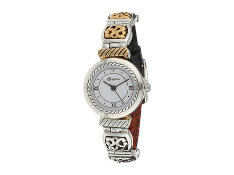 Brighton Reversible Camden Watch - Silver/Gold
