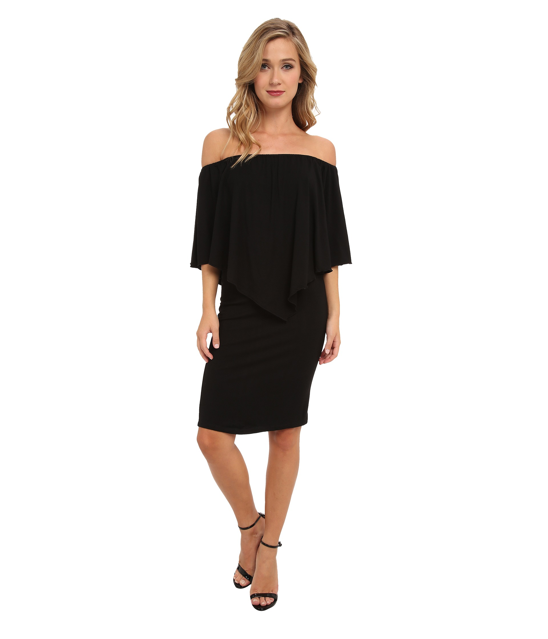 Black Strapless Dress- Clothing- Black- Women - Shipped Free at Zappos