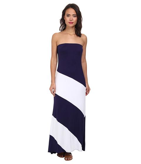 Culture Phit Fannette Stripe Maxi Dress