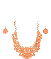 Gabriella Rocha - Pansy Flower Cluster Necklace