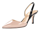 Kate Spade New York - Jeanette (Powder Patent/Black Patent) - Footwear