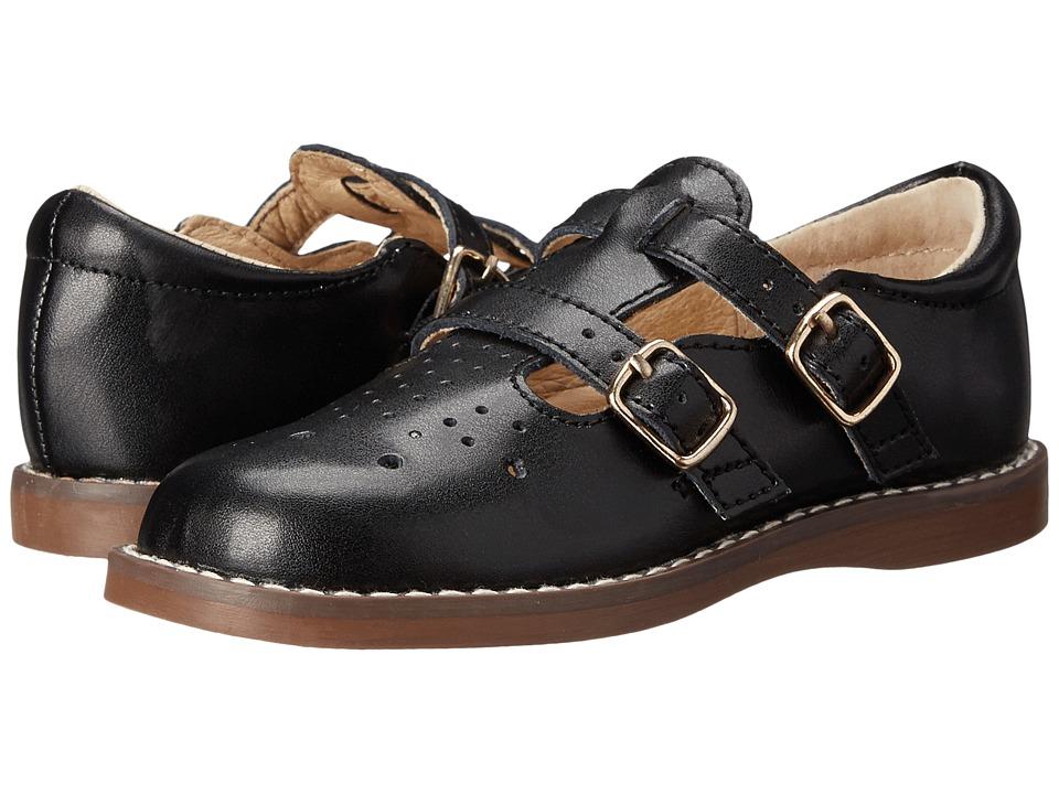 FootMates Danielle 3 Infant/Toddler/Little Kid Black Girls Shoes