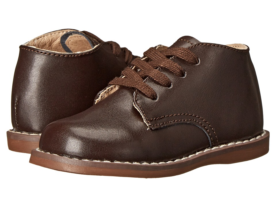FootMates - Todd 3 (Infant/Toddler) (Brown) Boys Shoes
