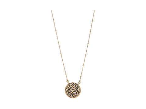 Lucky Brand Urban Beat Carded Pave Necklace