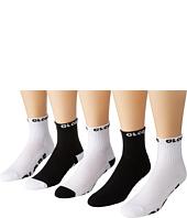 Globe - B&W Crew Sock 5-Pack