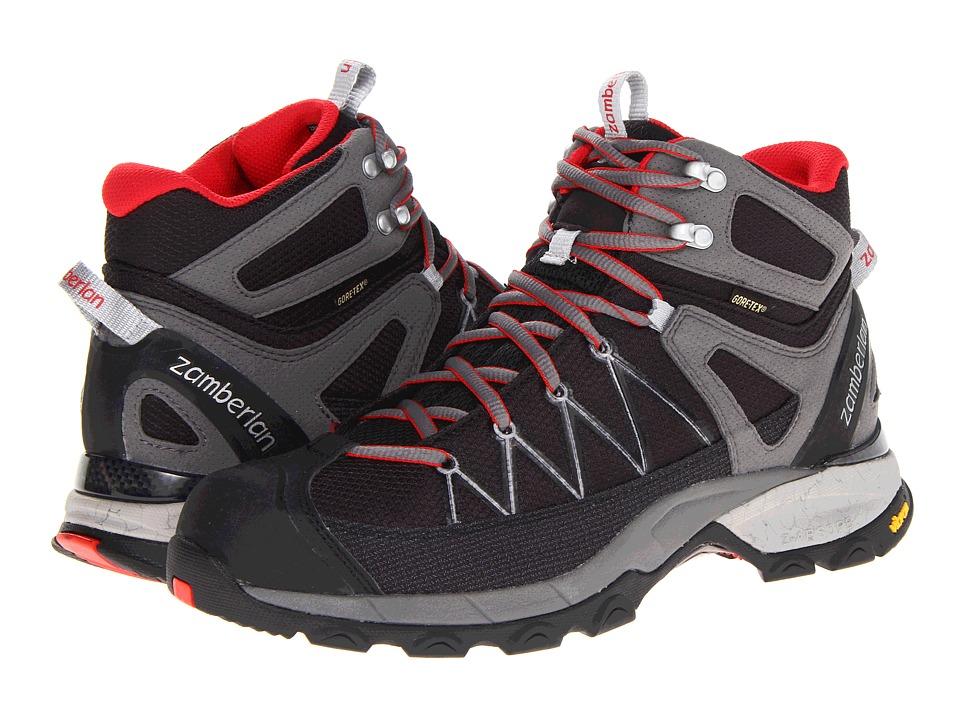 Zamberlan 230 SH Crosser Plus GTX RR Black Mens Shoes