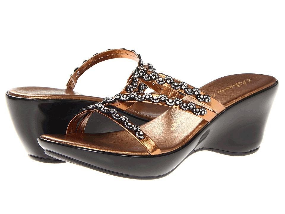 Athena Alexander Mandie Bronze Womens Sandals
