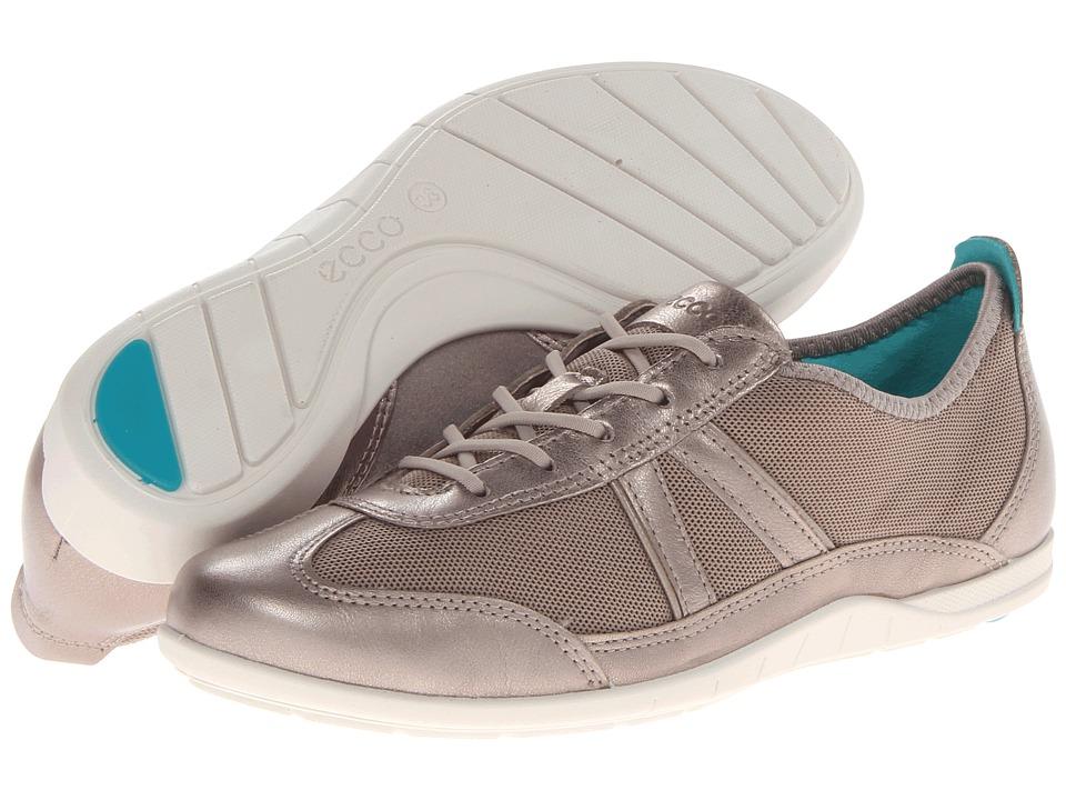 ECCO Bluma Summer Sneaker Moon Rock/Universe/Textile/Apache Womens Shoes