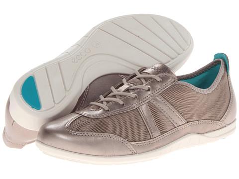 ECCO - Bluma Summer Sneaker (Moon Rock/Universe/Textile/Apache) - Footwear
