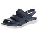 ECCO - Babette Sandal 3-Strap (Denim Blue Firefly) -