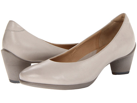ECCO - Sculptured 45 Pump (Gravel Old West) - Footwear