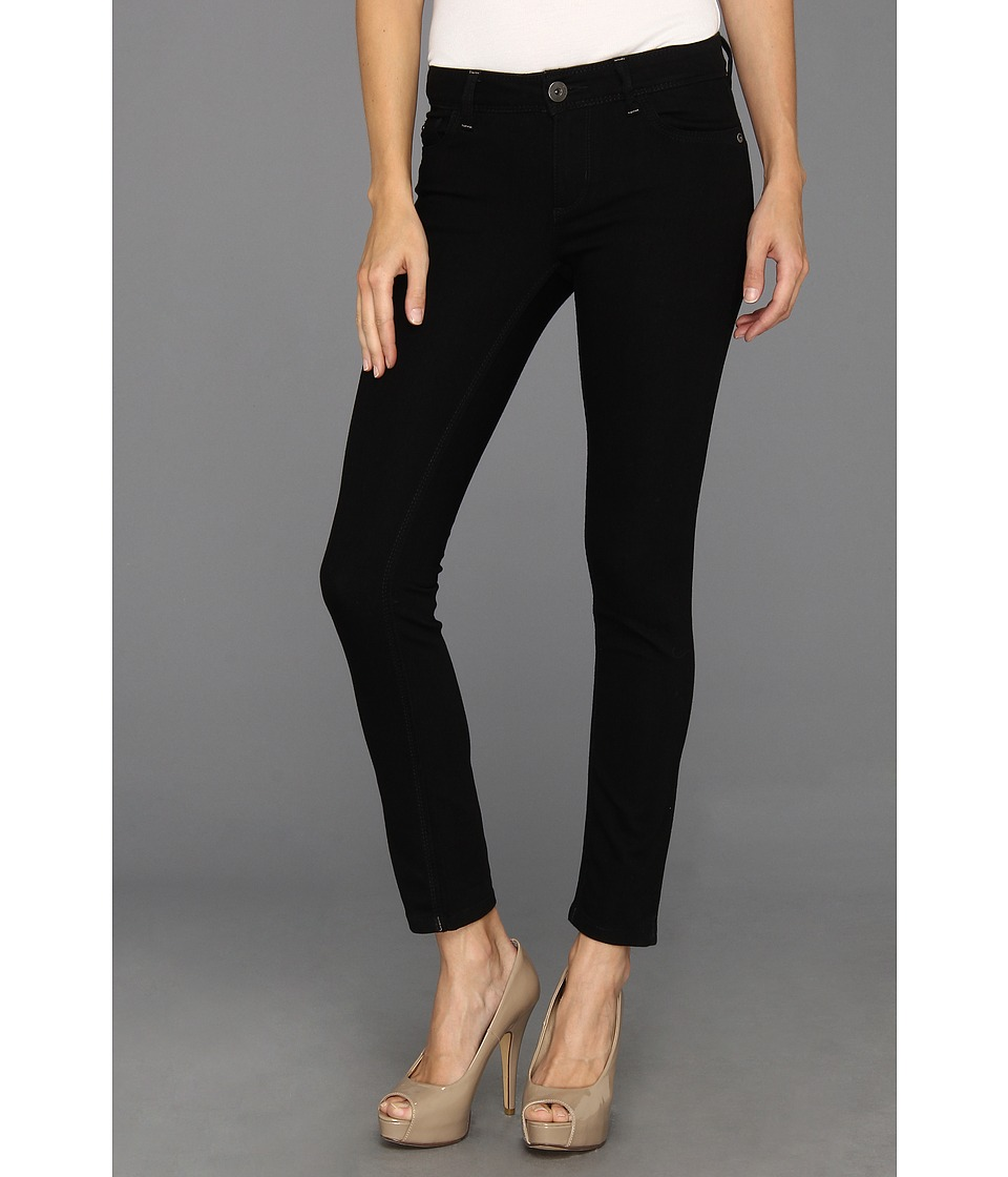 DL1961 Angel Ankle in Onyx (Onyx) Women's Jeans