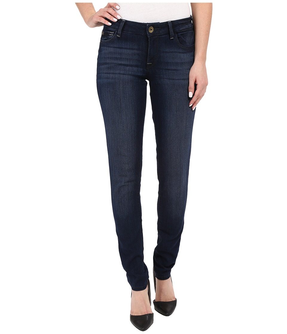 DL1961 Amanda Skinny in Moscow Moscow Womens Jeans