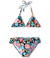 Seafolly Kids - Botanical Tri Kini (Little Kids/Big Kids)