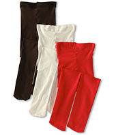 Jefferies Socks - Smooth Microfiber Legs 3-Pack (Toddler/Little Kid/Big Kid)