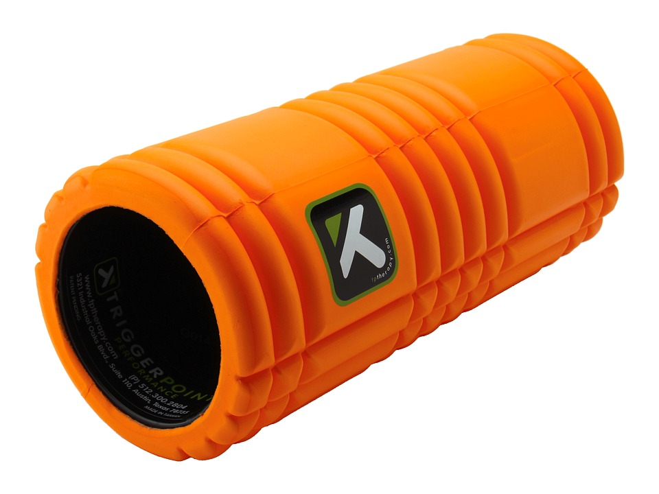 TriggerPoint The GRID Orange Running Sports Equipment