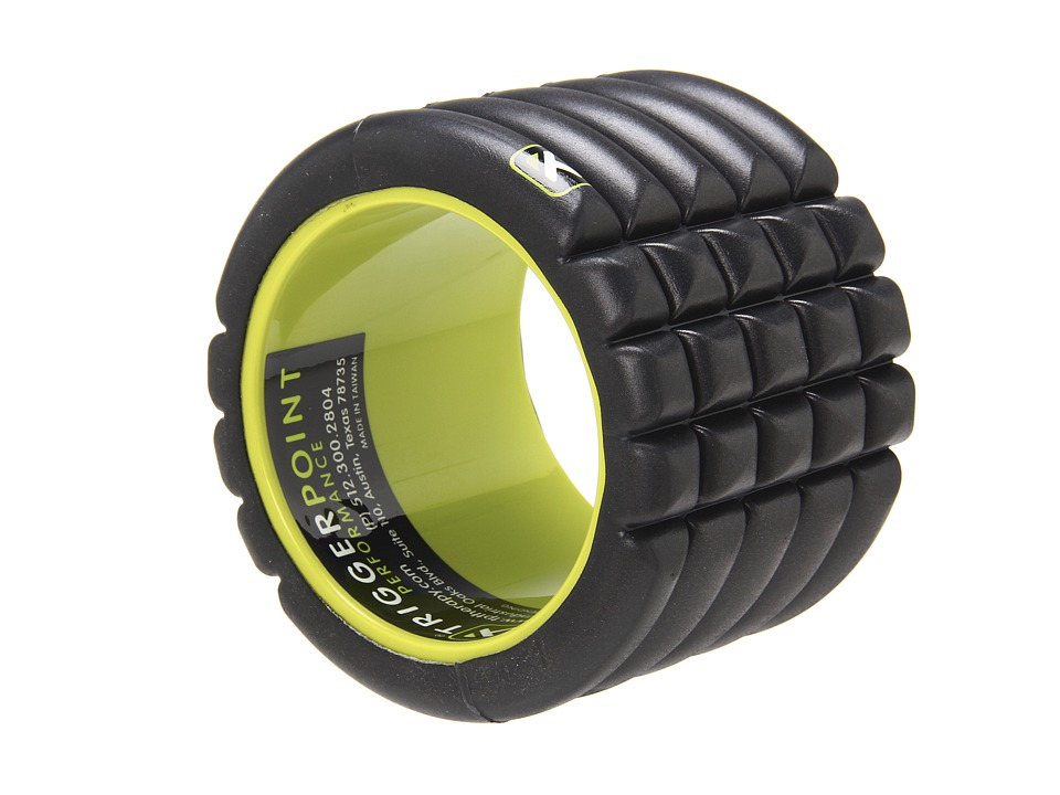 TriggerPoint The GRID Mini Black Running Sports Equipment