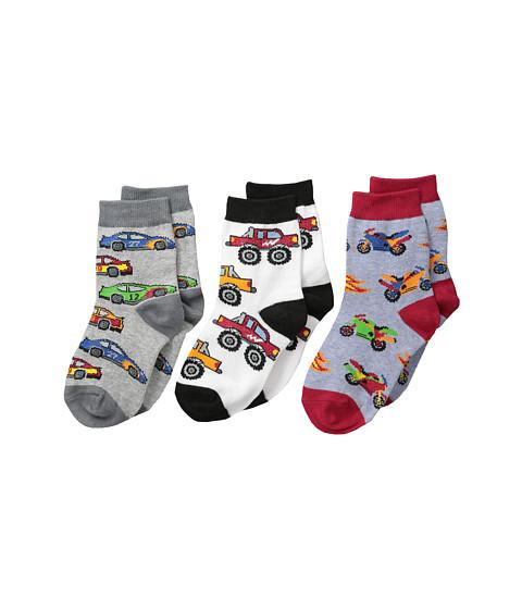 Jefferies Socks Speedy Triple Treat (Infant/Toddler/Little Kid)