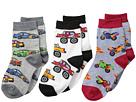 Jefferies Socks - Speedy Triple Treat (Infant/Toddler/Little Kid)
