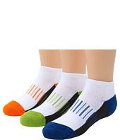 Jefferies Socks - Performance Low Cut 3-Pack (Toddler/Little Kids/Big Kids)