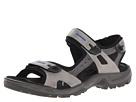 ECCO Sport - Yucatan Sandal (Wild Dove/Titanium/Black Oil Nubuck/Oil Nubuck/Textile) -