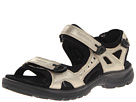 ECCO Sport - Yucatan Sandal (Light Gold Lexi) -