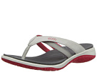 ECCO Sport - Kawaii Sandal (Shadow White/Teaberry Starbuck/Decoration) -