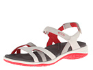 ECCO Sport - Kawaii Sandal III (Shadow White/Teaberry Starbuck/Decoration) -