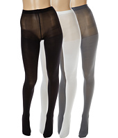 HUE - Classic Rib Tight 3 Pair Pack