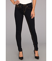 True Religion - Serena High-Rise Super Skinny in Iron Black