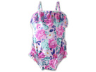 Seafolly Kids Cottage Garden Tube Tank