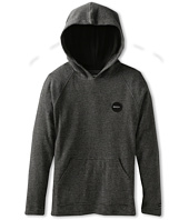 RVCA Kids - Griddle Hooded Shirt (Big Kids)