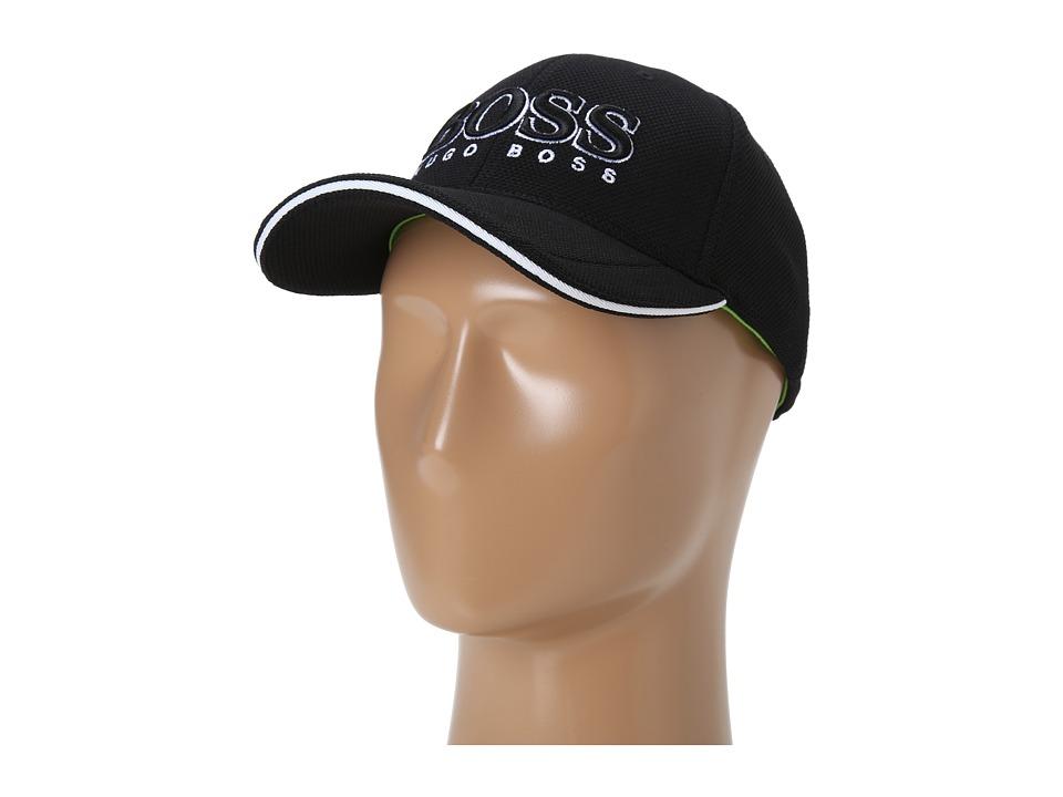 BOSS Green Cap US 10165424 01 Black Caps