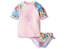 Seafolly Kids Liberty Lane Sunvest Set
