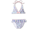 Seafolly Kids Liberty Lane 70s Halter Bikini
