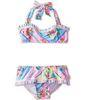 Seafolly Kids - Liberty Lane Halter Skirtini (Infant/Toddler/Little Kids)