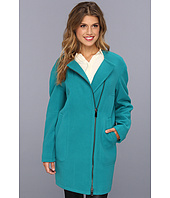 Vince Camuto - Flannel Topper Coat