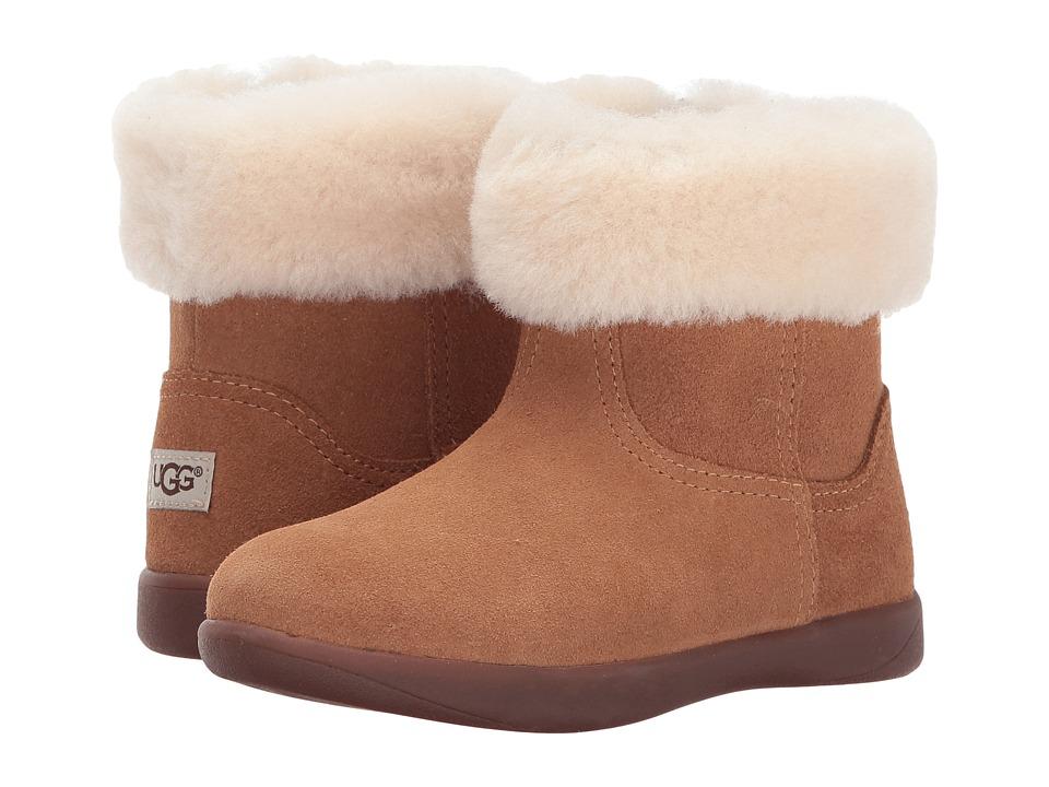 UGG Kids Jorie II (Toddler/Little Kid) (Chestnut) Girls Shoes