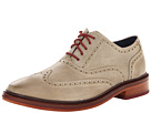 Cole Haan - Colton Winter Wing Oxford (Summer Khaki Milled) - Footwear