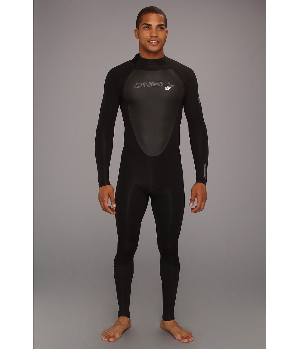 ONeill EPIC CT 3/2MM Wetsuit Black/Black/Black Mens Wetsuits One Piece